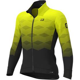 Alé Cycling PRR Magnitude Giacca Uomo, nero/giallo